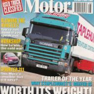 Commercial Motor Magazine